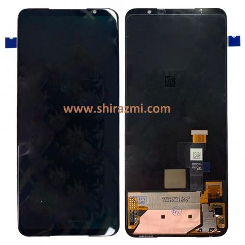 تاچ و ال سی دی ایسوس راگ فون 5 - Asus ROG Phone 5 ZS673KS