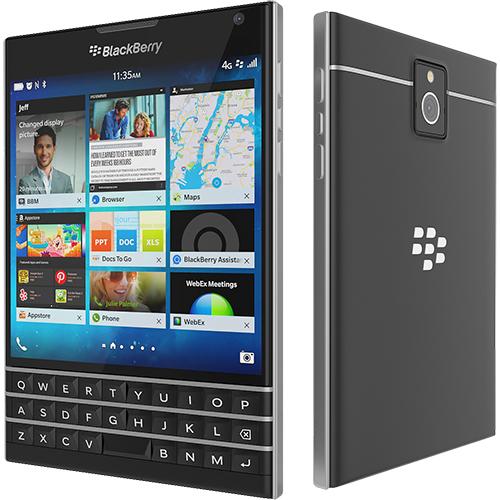 تاچ و ال سی دی بلک بری پاسپورت - Blackberry Passport