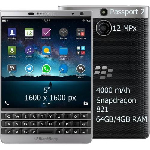تاچ و ال سی دی بلک بری پاسپورت 2 - Blackberry Passport 2