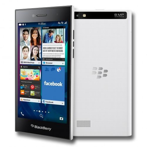 تاچ و ال سی دی بلک بری لیپ - Blackberry Leap
