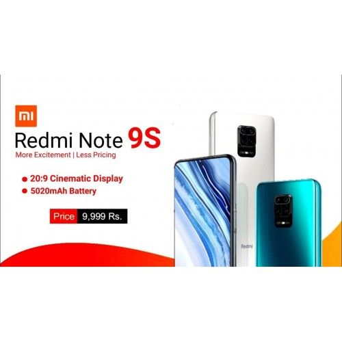 Redmi Note 9S 64GIG